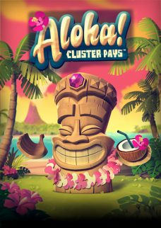Try Aloha! Cluster Pays Slot Now!