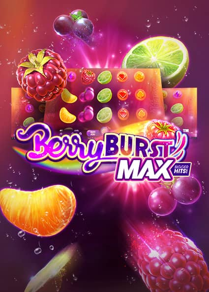 Try Berryburst MAX Kolikkopeli Now!