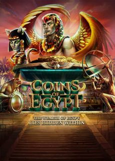 Try Coins of Egypt Slot Now!