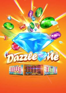 Try Dazzle Me Kolikkopeli Now!