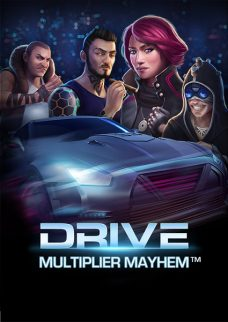 Try Drive Kolikkopeli Now!