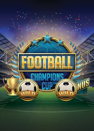 Try Football: Champions Cup Tragaperras Now!