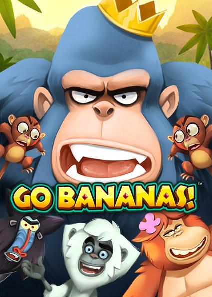 Try Go Bananas Slot Now!