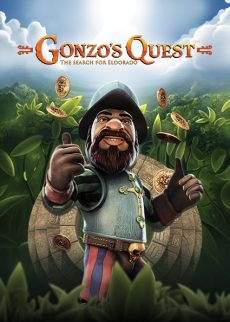 Try Gonzo's Quest Casino Slot Now!