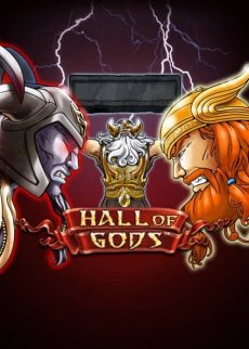Try Hall of Gods Kolikkopeli Now!