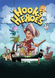 Try Hook's Heroes Kolikkopeli Now!