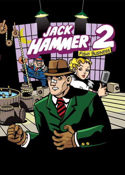 Try Jack Hammer 2 Slot Now!