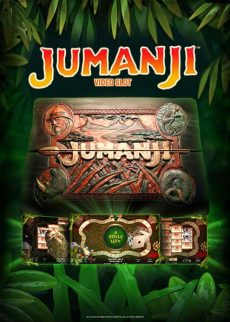 Try Jumanji Video Slot Game Now!