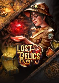 Try Lost Relics Kolikkopeli Now!