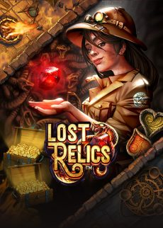 Try Lost Relics Slot Now!