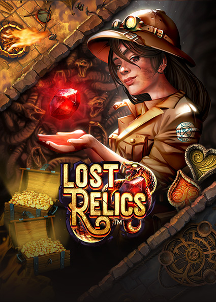 Try Lost Relics Now!