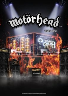 Try Motörhead Slot Now!