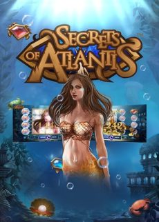 Try Secrets of Atlantis Kolikkopeli Now!