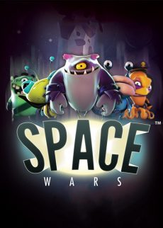 Try Space Wars Kolikkopeli Now!