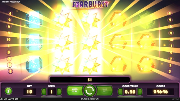 Play Starburst Slot from NetEnt™ Official | RTP & Volatility