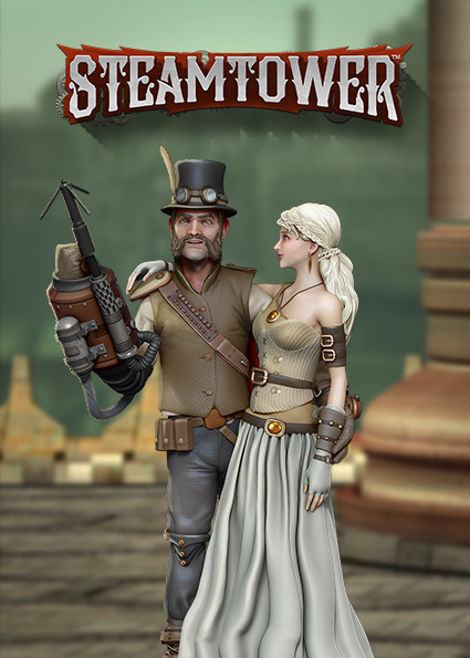 Try Steam Tower Slot Now!