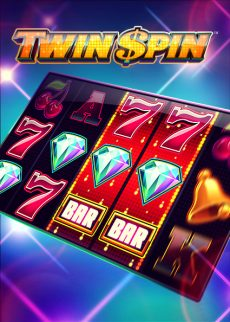 Try Twin Spin Video Slot Now!