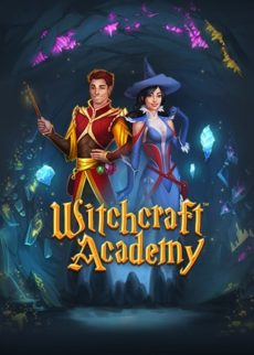 Try Witchcraft Academy Tragaperras Now!