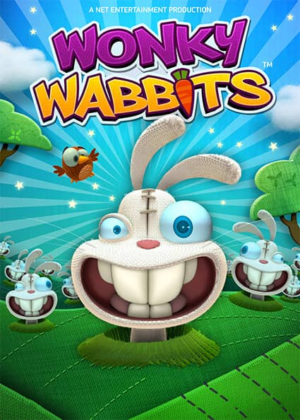 Try Wonky Wabbits Tragaperras Now!