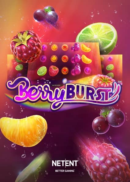 Try Berryburst Slot Now!