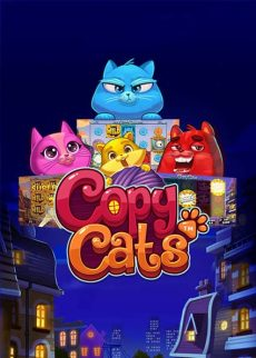 Try Copy Cats Slot Now!