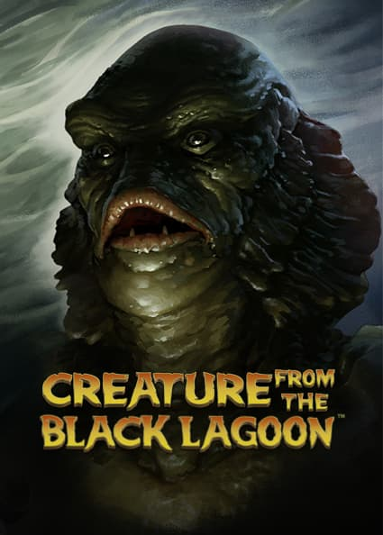 Try Creature from the Black Lagoon Slot Now!
