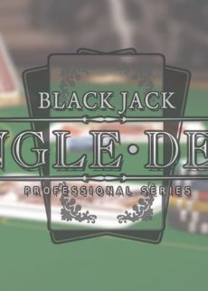 Try Blackjack Single Deck Now!