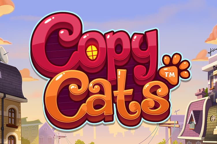 Copy Cats Slot thumbnail