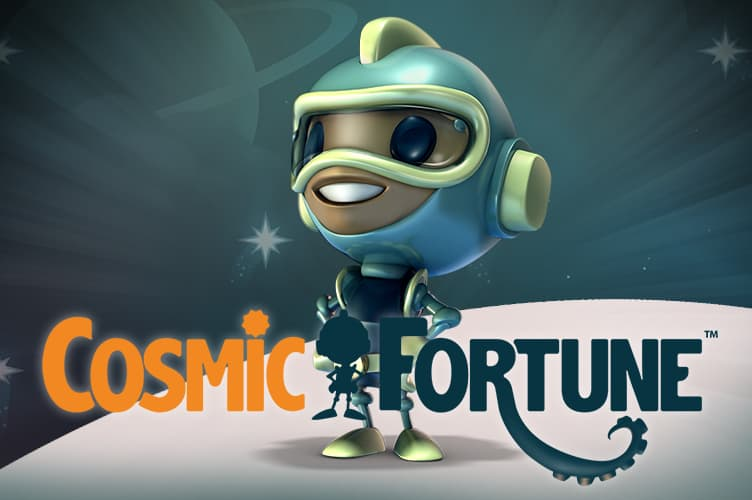 Cosmic Fortune Slot thumbnail
