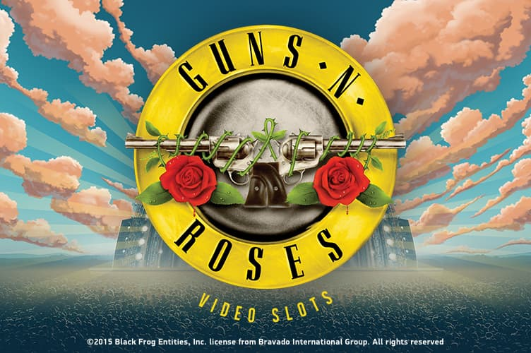 Guns n Roses Video Slot thumbnail