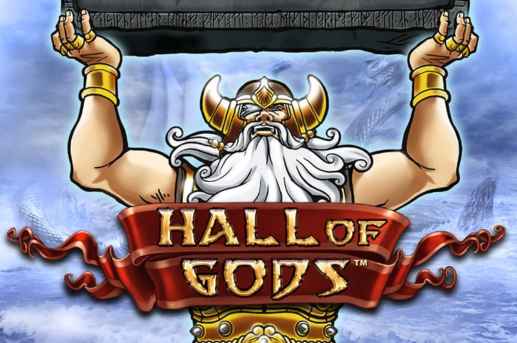 Hall of Gods Slot thumbnail
