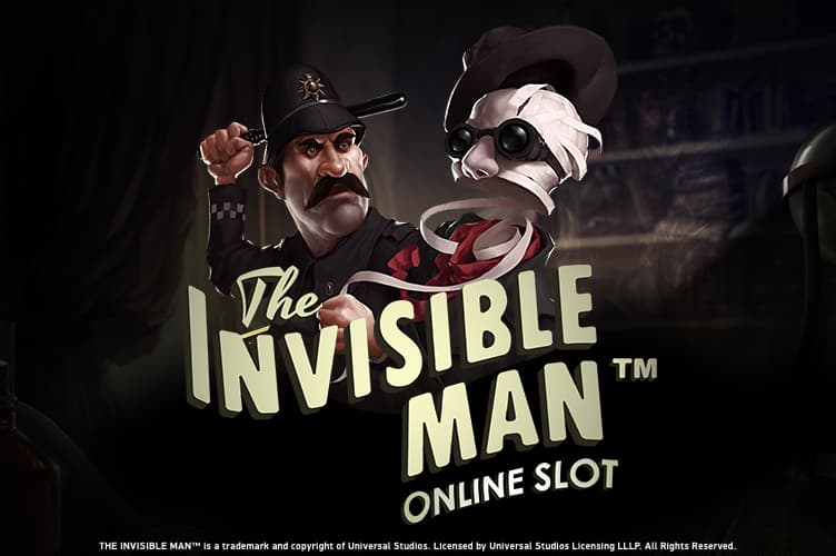 The Invisible Man Slot thumbnail