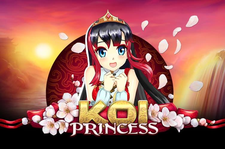 Koi Princess Kolikkopeli thumbnail