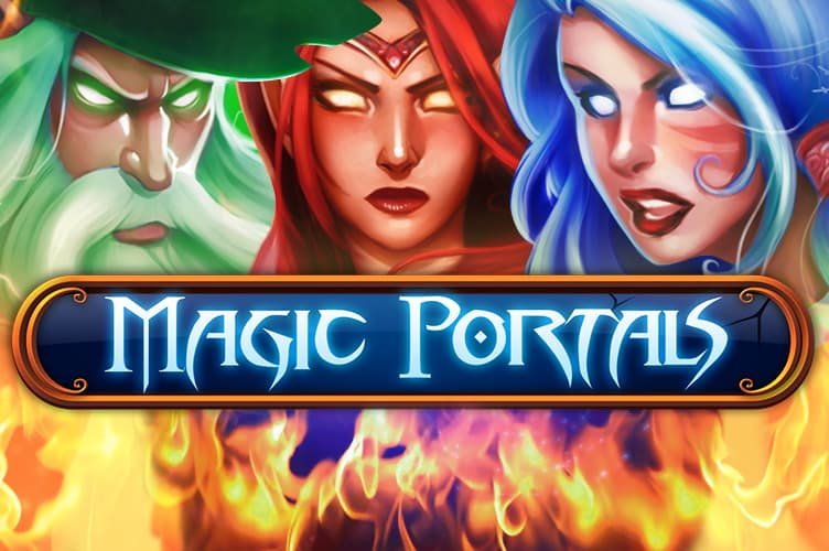 Magic Portals Slot thumbnail