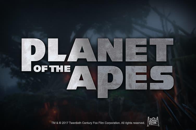 Planet of the Apes Slot thumbnail