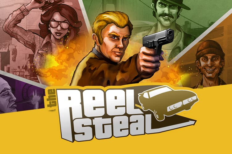 The Reel Steal Slot thumbnail