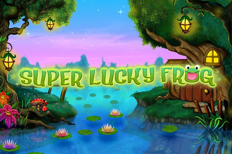 Super Lucky Frog Slot thumbnail