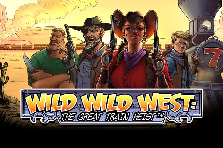 Wild Wild West Slot thumbnail