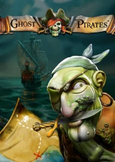 Try Ghost Pirates Kolikkopeli Now!