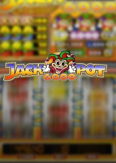 Try Jackpot 6000 Slot Now!