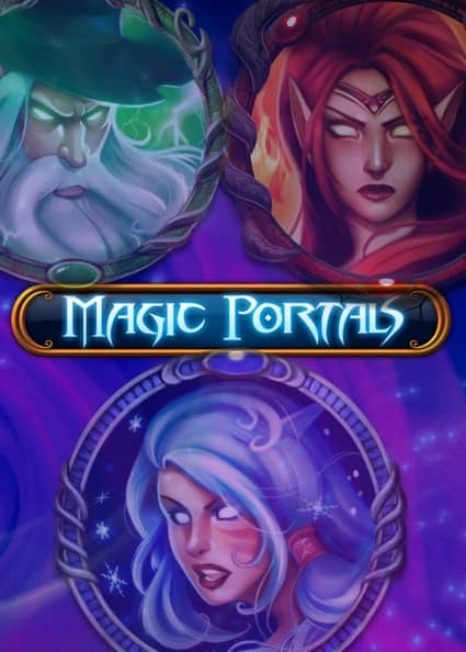 Try Magic Portals Tragaperras Now!