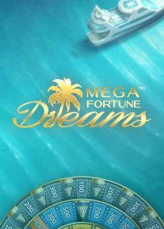 Try Mega Fortune Dreams Slot Now!