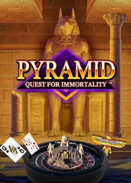 Try Pyramid Now!
