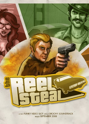 Try The Reel Steal Slot Now!