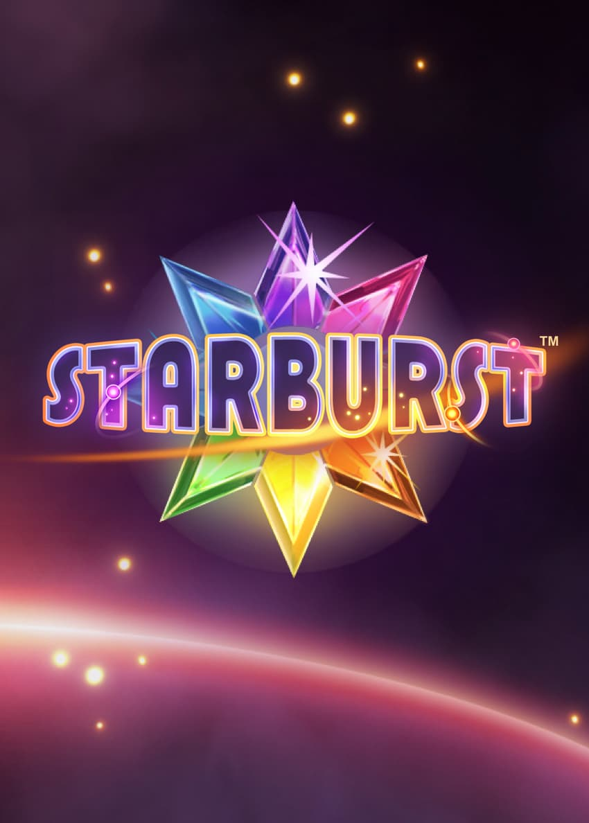 Try Starburst Slot Now!