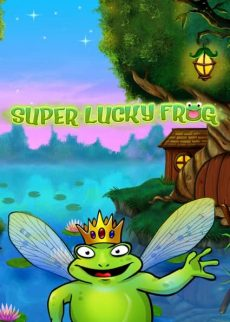 Try Super Lucky Frog Kolikkopeli Now!