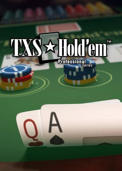 Try Txs Holdem Pro Now!