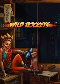 Try Wild Rockets Kolikkopeli Now!