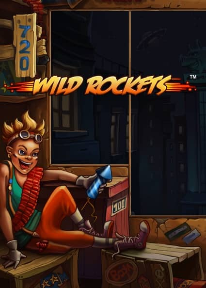 Try Wild Rockets Slot Now!