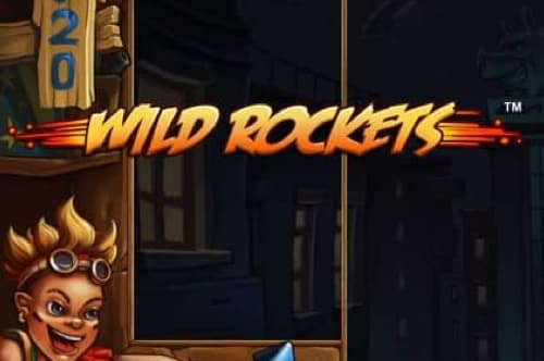 Wild Rockets Slot thumbnail